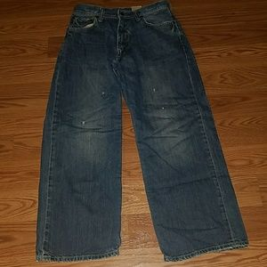 Abercrombie & Fitch  distressed Jeans Sz 30/30